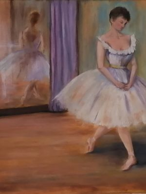 Borrowed From Degas